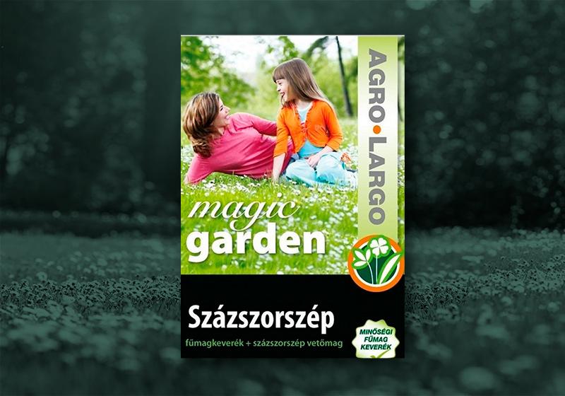 Magic garden agro-largo fűmag termékcsalád