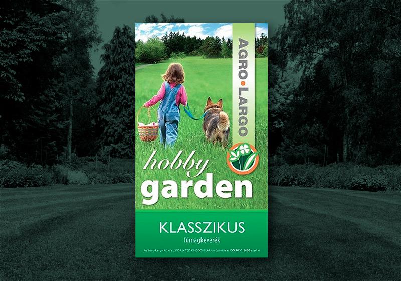Hobby garden agro-largo fűmag termékcsalád